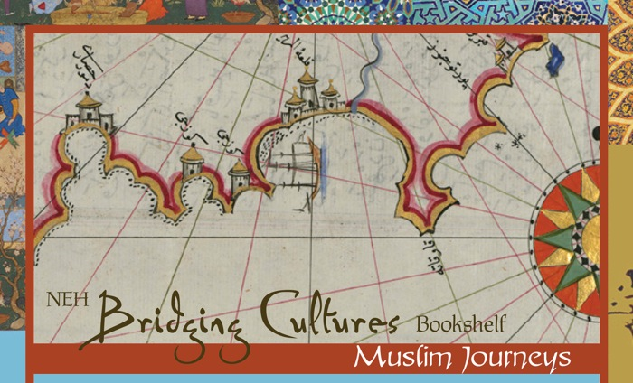 Bridging cultures bookshelf muslim journeys branch district library image bridging cultures muslim journeys bookshelf gumiabroncs Choice Image
