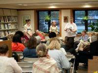 Image: Book Discussion at<br />the Coldwater Branch